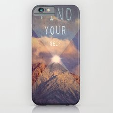 FIND YOUR SELF iPhone 6s Slim Case