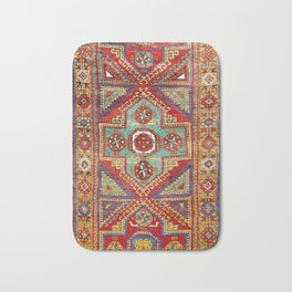 Incesu Turkish Village Antique Long Rug Bath Mat