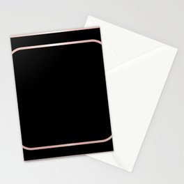Moderne 3 Stationery Cards