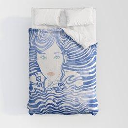 Water Nymph XLIII Comforters