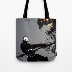 Skullz Slicer Tote Bag