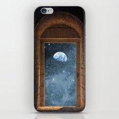 DOOR TO THE UNIVERSE iPhone Skin