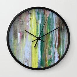 Abstract Painting #2 Wall Clock
