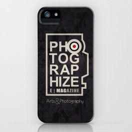 PhotographizeMag iPhone Case