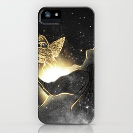 Catch up your dreams. iPhone Case