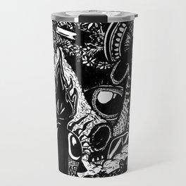 Abstrart_1 Travel Mug