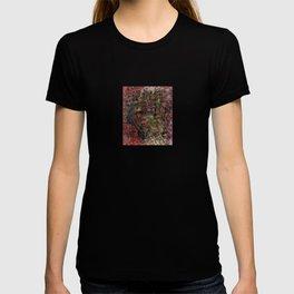 Fenêtre et mousse T-shirt