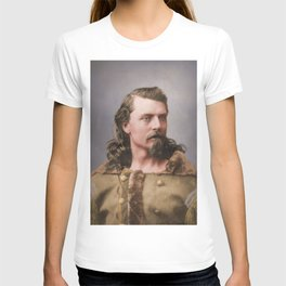 Young Buffalo Bill Cody T-shirt
