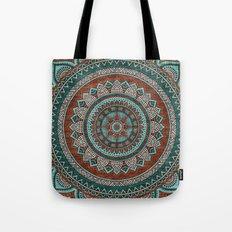 Hippie mandala 50 Tote Bag