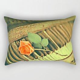 Declaration of Love Rectangular Pillow