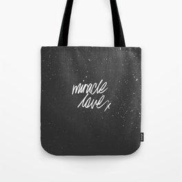 Miracle Love Tote Bag