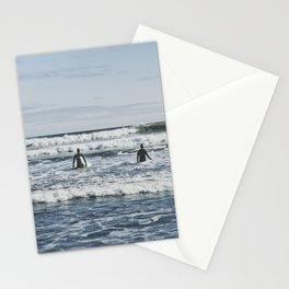 Newport Beach Surfing Stationery Cards