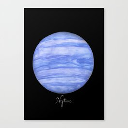 Neptune #2 Canvas Print