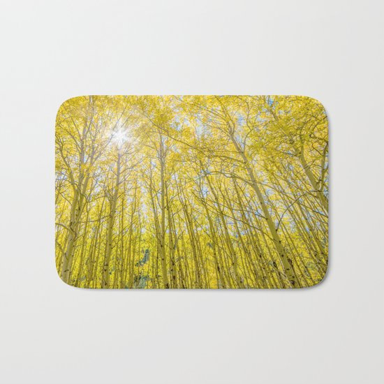 Nevermind The Trees Bath Mat