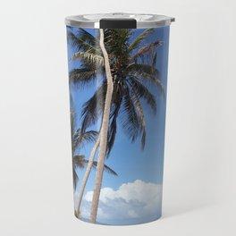 Caribbean Coastline Travel Mug