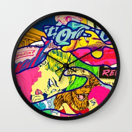 And Noone knew Wall Clock