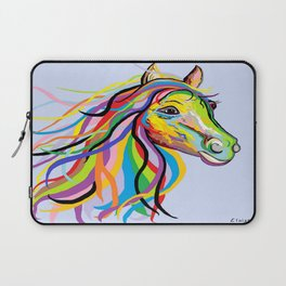 Horse of a Different Color Laptop Sleeve