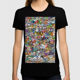 pokeman T-shirt