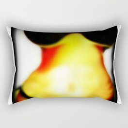 Curvy Rectangular Pillow