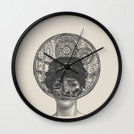 Clockwork Wall Clock
