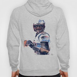 """GOAT"" featuring Legend Tom Brady Hoody"