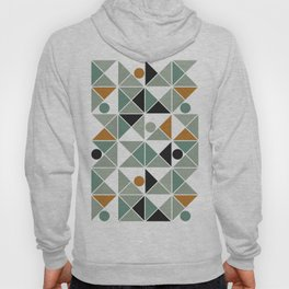 A Mishap of Some Trangles with a Few Dots Thrown In Hoody