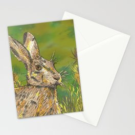 Summer Hare Stationery Cards