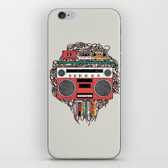 Radioinactive iPhone & iPod Skin