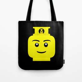 Gas Bottle  Tote Bag