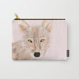 Indian wolf Carry-All Pouch