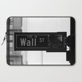Wall St. Minimal - NYC Laptop Sleeve