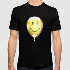 Acid Balloon Black MEDIUM Mens Fitted Tee