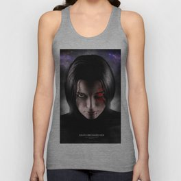 Death Becomes Her Unisex Tank Top