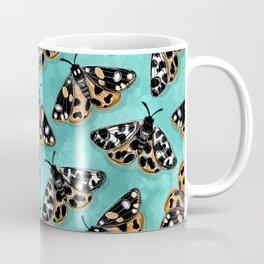 Tiger Moths Coffee Mug