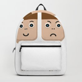 My mood everyday Backpack