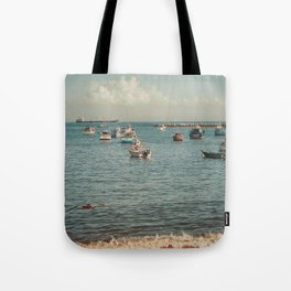 le port  Tote Bag