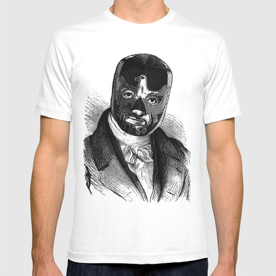 WRESTLING MASK 7 T-shirt