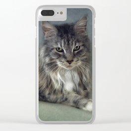 Luna II Clear iPhone Case