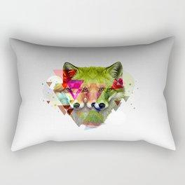 trifox, the original Rectangular Pillow