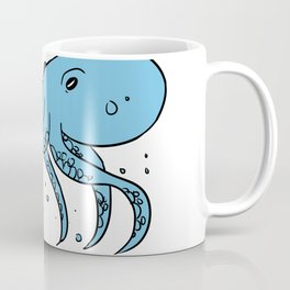 Deep Sea Battle Coffee Mug