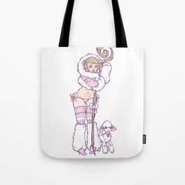 The Shepherdess Tote Bag
