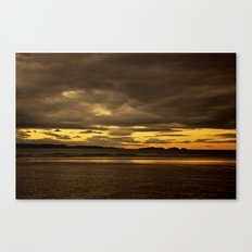Sunset Dream Canvas Print