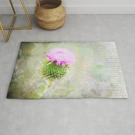 Blessed Thistle Rug