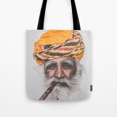 Jodhpur (colour) Tote Bag