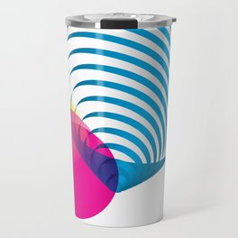 zero 1five - white Travel Mug