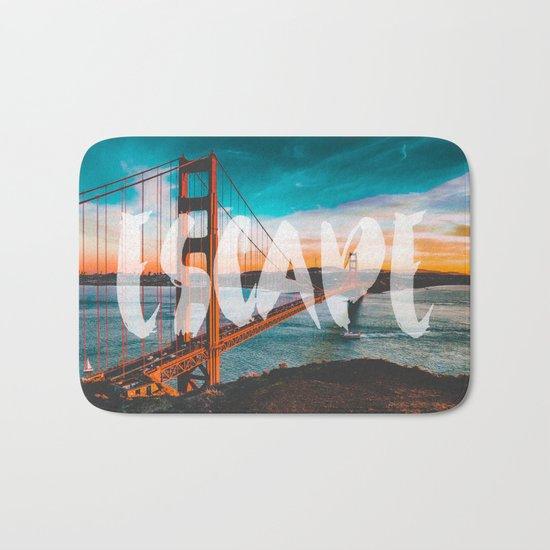 ESCAPE San Francisco Bath Mat