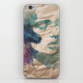 """""""forever my utopia"""" art by weart2 iPhone Skin"""