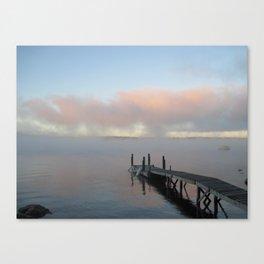 Dock #1 Canvas Print