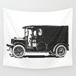 Old car 7 Wall Tapestry