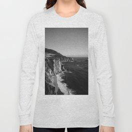 Monochrome Big Sur Long Sleeve T-shirt